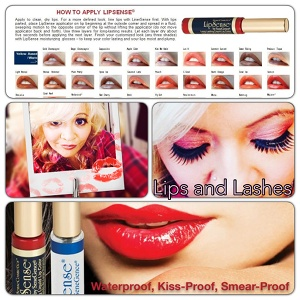 Lipsense Products